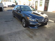 2014 Mercedes-Benz E-Class Excellent Condition
