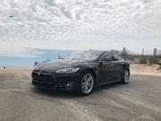 2013 Tesla Model S 42453 miles